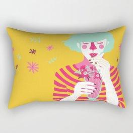 spring has come Rectangular Pillow