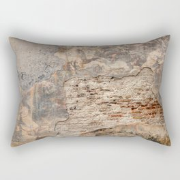 Renaissance Wall Rectangular Pillow