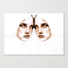 TWIN Canvas Print