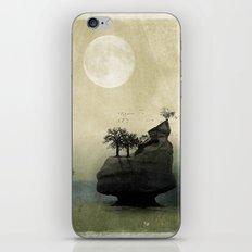 Far Away Fantasy Landscape iPhone & iPod Skin
