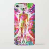 "matrix iPhone & iPod Cases featuring ""The matrix "" by shiva camille"