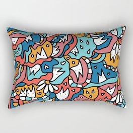 Kitty Kat Klub! Rectangular Pillow