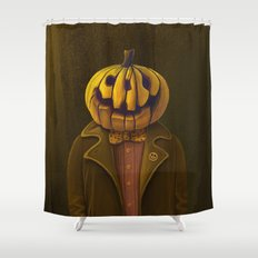 Hi, my name is Hall! Shower Curtain