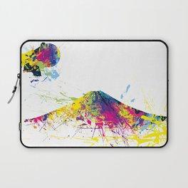 FUJI mountainsplash Japan Laptop Sleeve