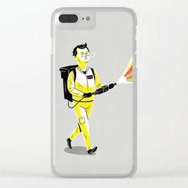 A Murray of Sunshine Clear iPhone Case