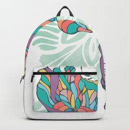 Creative thoughts Backpack