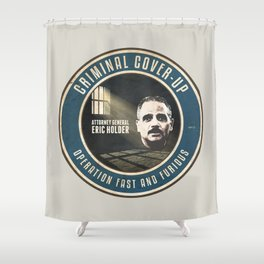 Fast And Furious Cover Up Shower Curtain