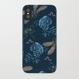 Insects Pattern #1 iPhone Case