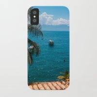 boats iPhone & iPod Cases featuring Boats by Mauricio Santana