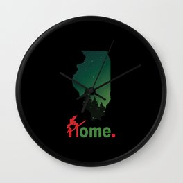 Rockford Proud Wall Clock
