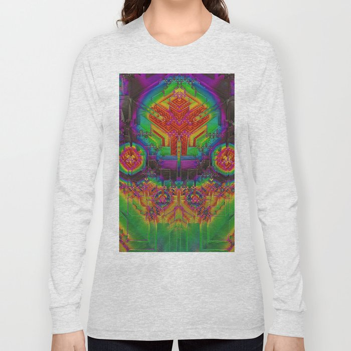 Dynamic Circuitry Long Sleeve T-shirt