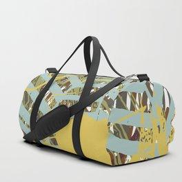 Paradise texture Duffle Bag