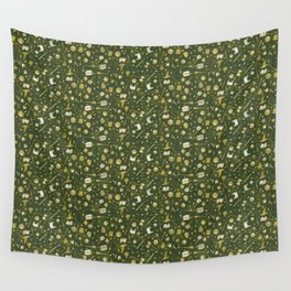 RPG Patterns Wall Tapestry