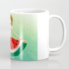 Watermelon Skirt Coffee Mug