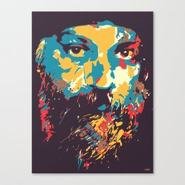 Osho Canvas Print