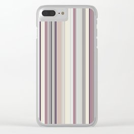 Lineara 9 Clear iPhone Case