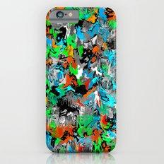 Painter Camo 1 Slim Case iPhone 6s