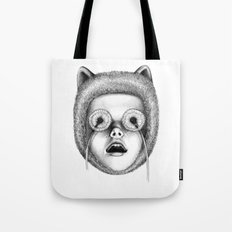 breathe normally Tote Bag