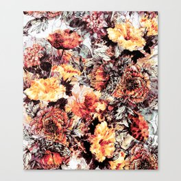 RPE FLORAL ABSTRACT Canvas Print