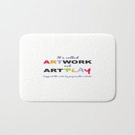 ARTWORK Bath Mat