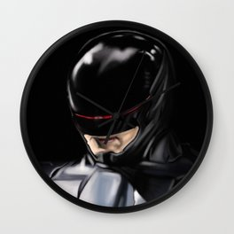 RoboCop (2014) Wall Clock