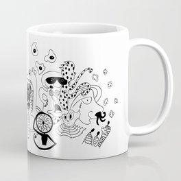 Freak Party Version 1 Coffee Mug