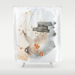 Piece of Cheer 4 Shower Curtain