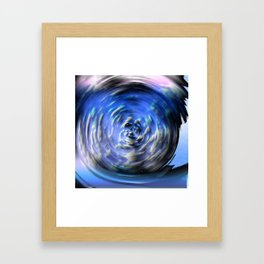 Iside Framed Art Print