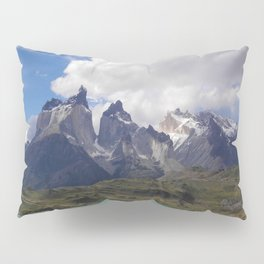 Torres del Paine, Chile Pillow Sham