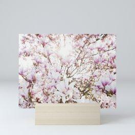 Magnolia Tree Mini Art Print