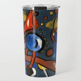 Owls in Space Travel Mug