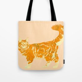 Maine Coon Me Tote Bag