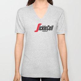 DgM Sickle Cell Unisex V-Neck