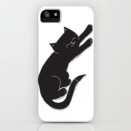 Happy Kitty iPhone Case