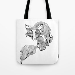 Reynard Fox Tote Bag