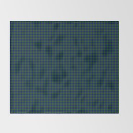 Barclay Tartan Throw Blanket