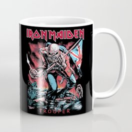 Iron Maiden - Trooper Coffee Mug