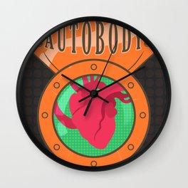 Betterman's Autobody - Bioshock Infinite Wall Clock