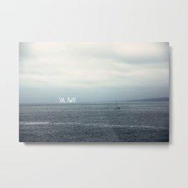 Sail Away... Metal Print