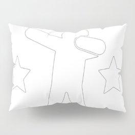DAB ON EM_ T-SHIRT Pillow Sham