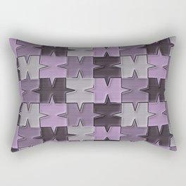 Geometrix 121 Rectangular Pillow