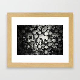 Once Were Warriors XV. Framed Art Print