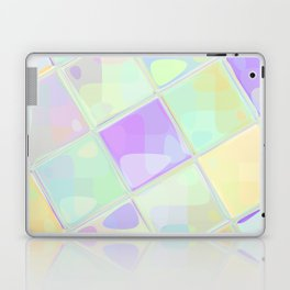 Re-Created Mirrored SQ LXVI by Robert S. Lee Laptop & iPad Skin
