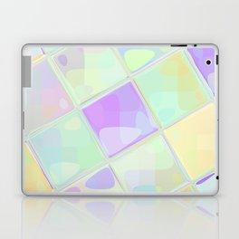 Re-Created Mirrored SQ LXVI by Robert S. Lee Laptop & iPad Skin