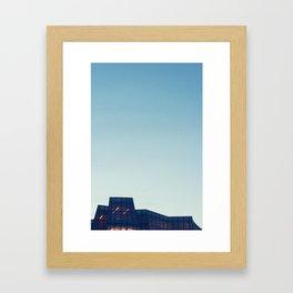 Crystalized Framed Art Print
