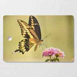 Giant Swallowtail Cutting Board