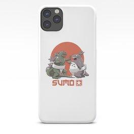 Sumo iPhone Case