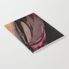Organic Embrace 2 by Kathy Morton Stanion Notebook