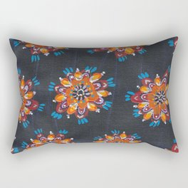 Harvest Rose Rectangular Pillow