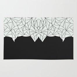 Sketch (white) Rug